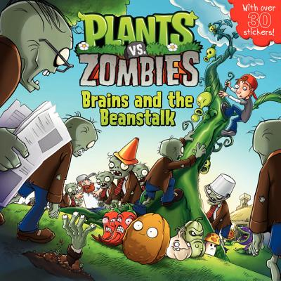 Plants vs. Zombies: Brains and the Beanstalk Cover Image