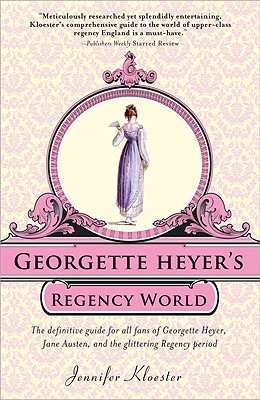 Georgette Heyer's Regency World Cover