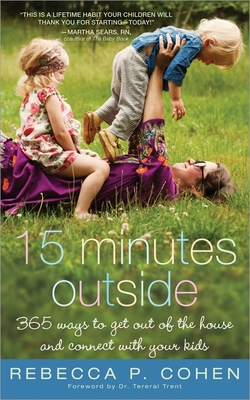 Fifteen Minutes Outside Cover