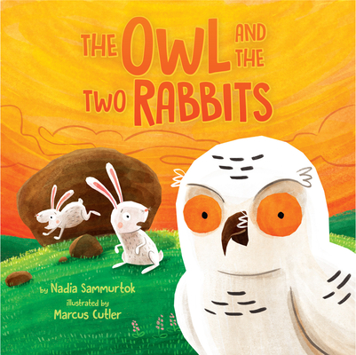 The Owl and the Two Rabbits Cover Image