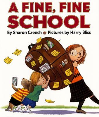 A Fine, Fine School Cover