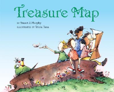 Treasure Map (MathStart 3) Cover Image