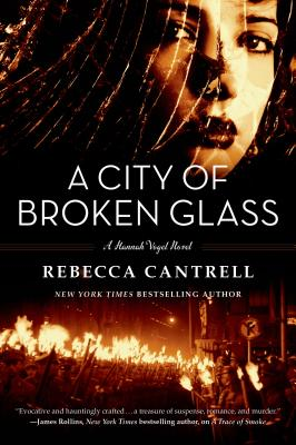 A City of Broken Glass Cover Image