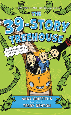 The 39-Story Treehouse Cover Image