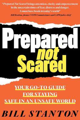 Cover for Prepared Not Scared