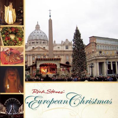 Rick Steves' European Christmas Cover Image