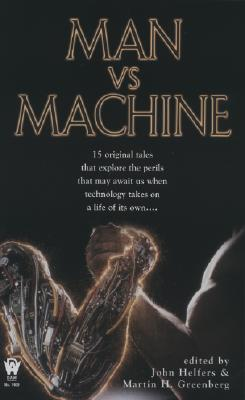 Man Vs Machine Cover