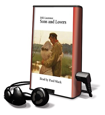 Sons and Lovers (Playaway Adult Fiction) Cover Image