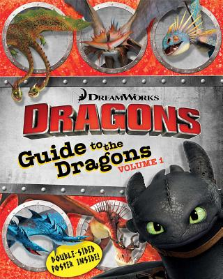 Guide to the Dragons, Volume 1 [With Poster] Cover