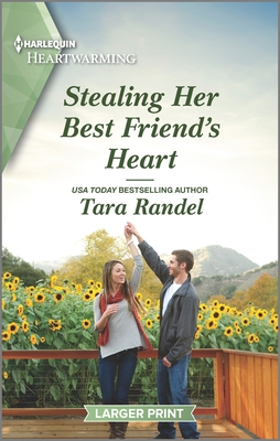 Cover for Stealing Her Best Friend's Heart