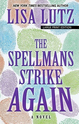 The Spellmans Strike Again Cover