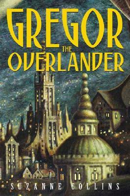 Gregor The Overlander Cover