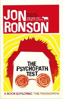 The Psychopath Test Cover Image