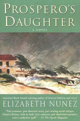 Prospero's Daughter Cover