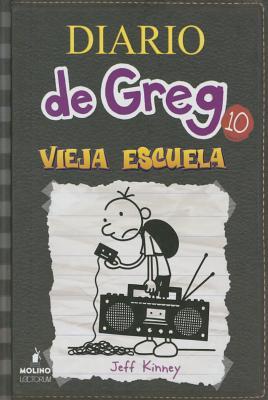 Diario de Greg: Vieja Escuela Cover Image
