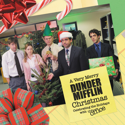 A Very Merry Dunder Mifflin Christmas: Celebrating the Holidays with The Office Cover Image