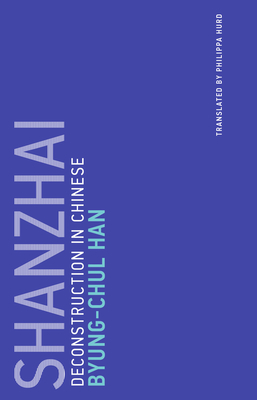 Shanzhai: Deconstruction in Chinese (Untimely Meditations #8) Cover Image