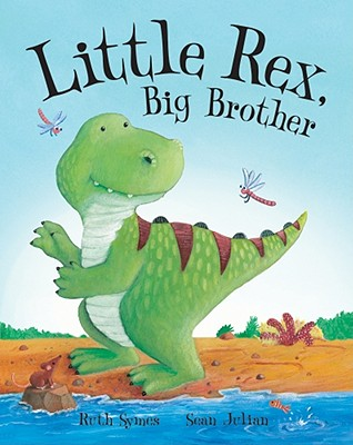 Little Rex, Big Brother Cover
