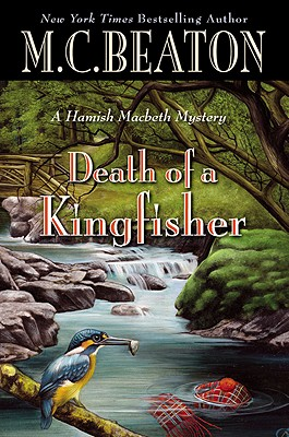 Death of a Kingfisher Cover