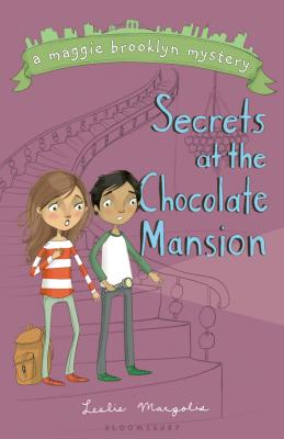 Secrets at the Chocolate Mansion Cover
