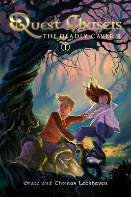 Quest Chasers: The Deadly Cavern Cover Image