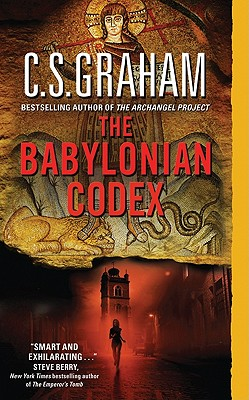 The Babylonian Codex Cover