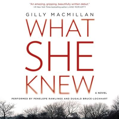What She Knew Cover Image