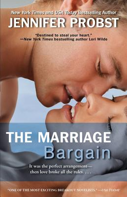 The Marriage Bargain Cover