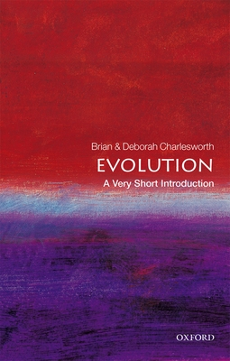 Evolution: A Very Short Introduction (Very Short Introductions) Cover Image