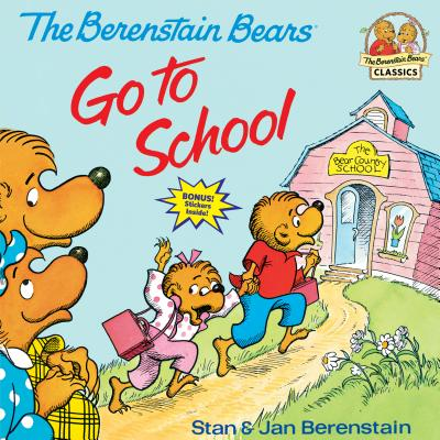 Berenstain Bears Go to School Cover