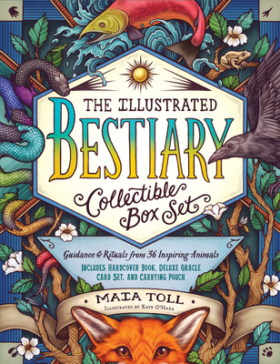 Cover for The Illustrated Bestiary Collectible Box Set