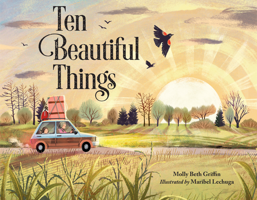 Ten Beautiful Things Cover Image