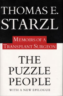 The Puzzle People: Memoirs Of A Transplant Surgeon Cover Image