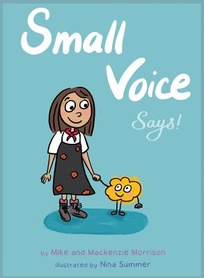 Small Voice Says Cover Image