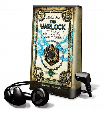 The Warlock [With Earbuds] Cover Image
