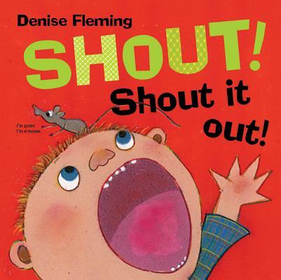 Shout! Shout It Out! Cover