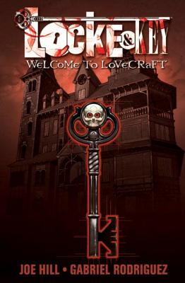 Locke & Key, Vol. 1: Welcome to Lovecraft Cover Image