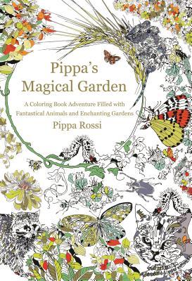 Pippa's Magical Garden Cover