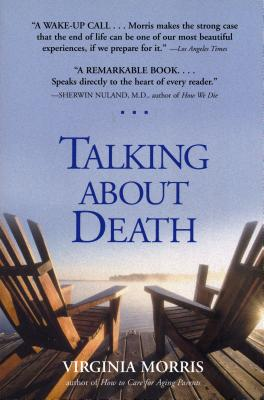 Cover for Talking About Death