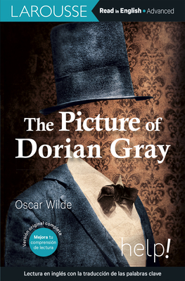 The Picture of Dorian Gray (Read in English) Cover Image