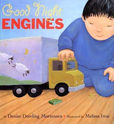 Good Night Engines Cover