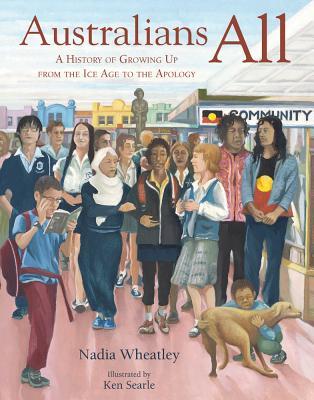 Australians All Cover Image