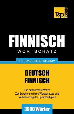 Finnischer Wortschatz für das Selbststudium - 3000 Wörter Cover Image