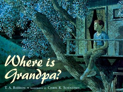 Where Is Grandpa? Cover Image