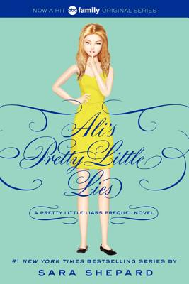 Ali's Pretty Little Lies Cover Image