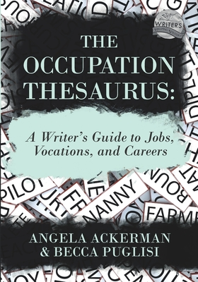 Cover for The Occupation Thesaurus