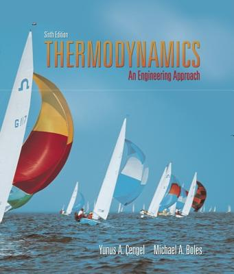 Thermodynamics: An Engineering Approach [With Student Resource DVD] Cover Image