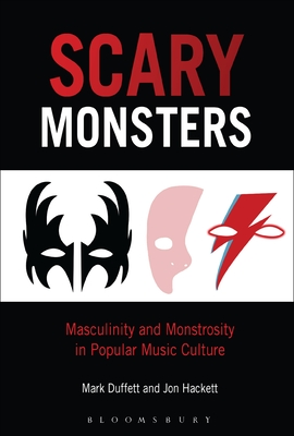 Cover for Scary Monsters