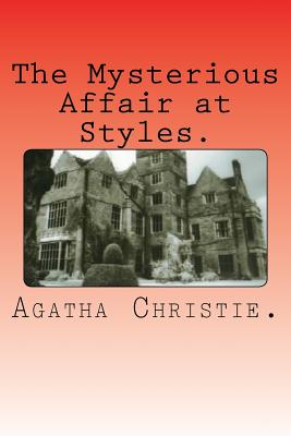 The Mysterious Affair at Styles. Cover Image
