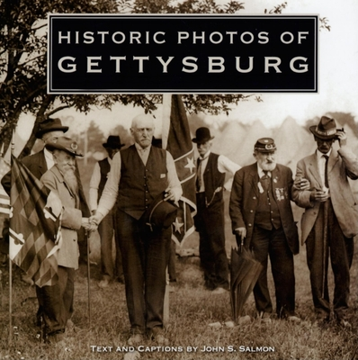 Historic Photos of Gettysburg cover